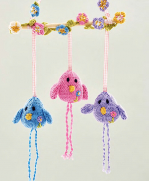 Birdy Wall Hanging
