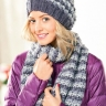 Bobble Hat and Scarf