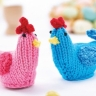 Chicken Chocolate Egg Cosies
