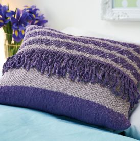 Lavender cushion and bag set