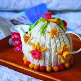 St David's Day Daffodil Tea Cosy