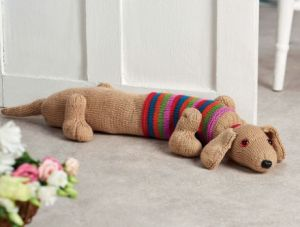 Sausage Dog Draught Excluder