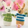 Quick & Easy Easter Egg Rabbits