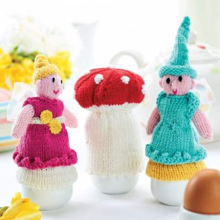 Egg Cosies Knitting Pattern