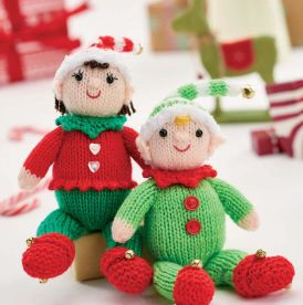 Buddy & Belle Elf Babies