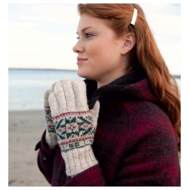 Fair Isle Gloves