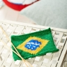 Knit A Brazil Flag For The Olympics