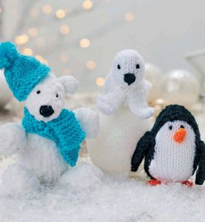 Frosty And Friends