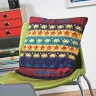 Retro arcade games cushion