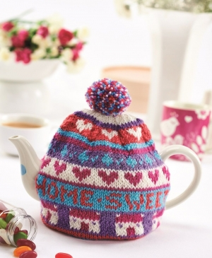 Home Sweet Home teacosy