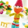 Easy Knit Garden Buddies collection