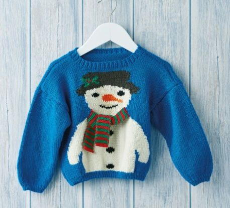Child's Christmas Jumper