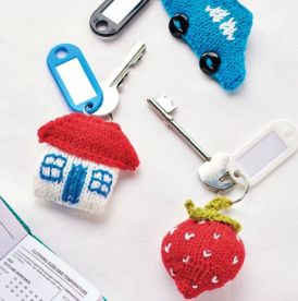 Quirky Keyrings