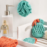Eco-friendly Knitted Bathroom Set