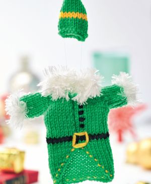 Elf Suit Decoration