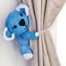 Koala Curtain Tie: Support Australian Animals