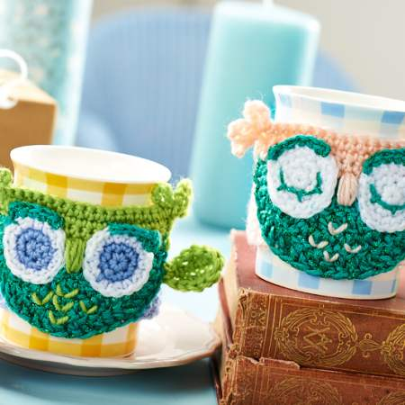 Wise Owls Knitting Pattern