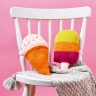 Ice Cream & Ice Lolly Cushions