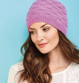 Learn to Knit A Beanie