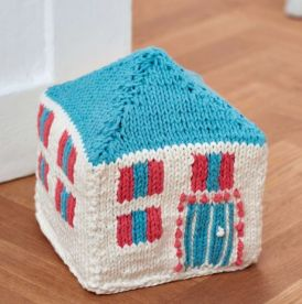 Cottage Doorstop