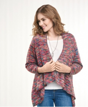 Easy Waterfall Cardigan