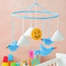 Birds Baby Nursery Mobile