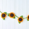 Sunflower Bunting
