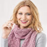 Learn to Knit A Lacy Scarf