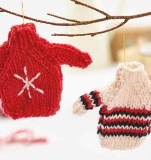 Mini Christmas Jumpers
