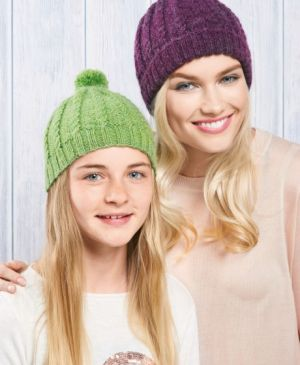 Easy Hats for Adults & Teens
