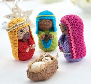 Crochet nativity: part 2