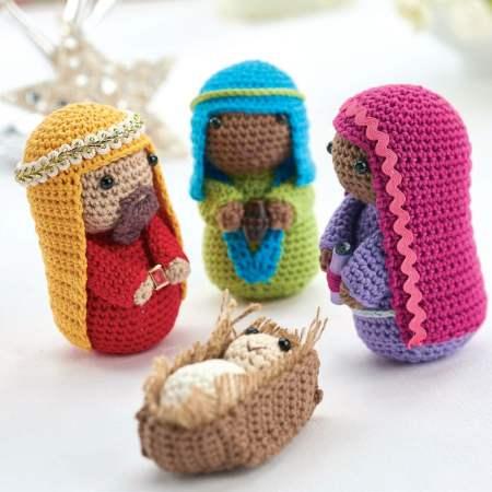 Amigurumi Christmas Elf Free Crochet Pattern - Amigurumi Free Patterns | 450x450