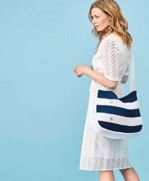 Nautical Cable Bag