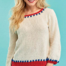 Nautical Bobble Sweater