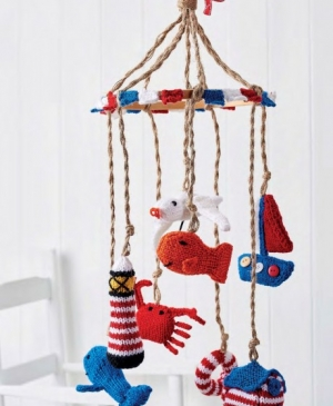 Nautical Nursery Mobile