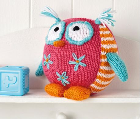 Olly the Owl Toy