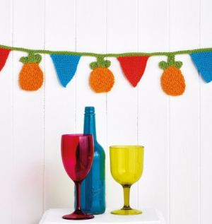Pineapple Bunting