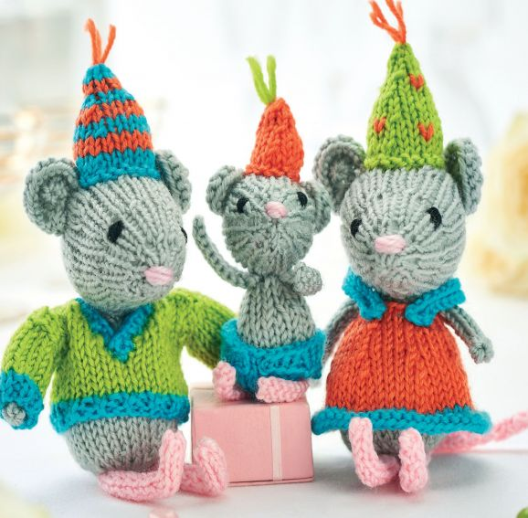 Party Mice Trio