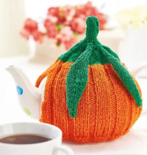 British Pumpkin Teacosy