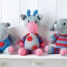 Snuggle Buddies Toy Trio