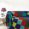 Sampler Square Patchwork Blanket
