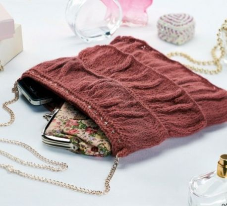 Scarf & Bag Set
