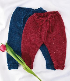 Simple Baby Trousers