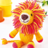 Simple Lion Toy