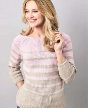 Simple Stripe Sweater