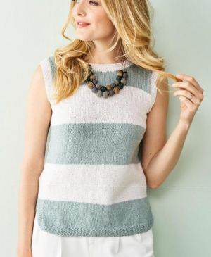 Simple Stripy Top