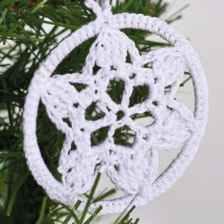 Crochet Snowflakes | Free Knitting Patterns | Let's Knit ...