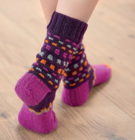 Bright Socks