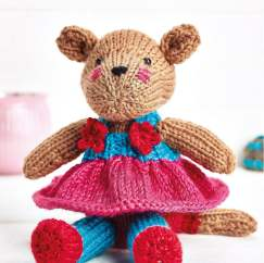5 Sparkly Toys To Knit