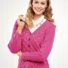 Statement Lace Pattern Cardigan